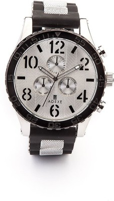 Adexe 6267 AD Analog Watch  - For Couple