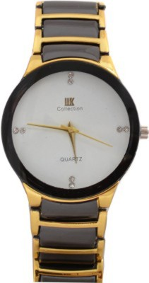 IK G-102 Goldy Analog Watch  - For Men