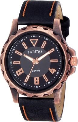 Tarido TD-GR181-BLK-BLK Analog Watch  - For Men