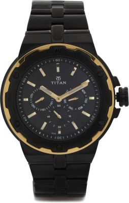 Titan NH1654KM05 Analog Watch - For Men