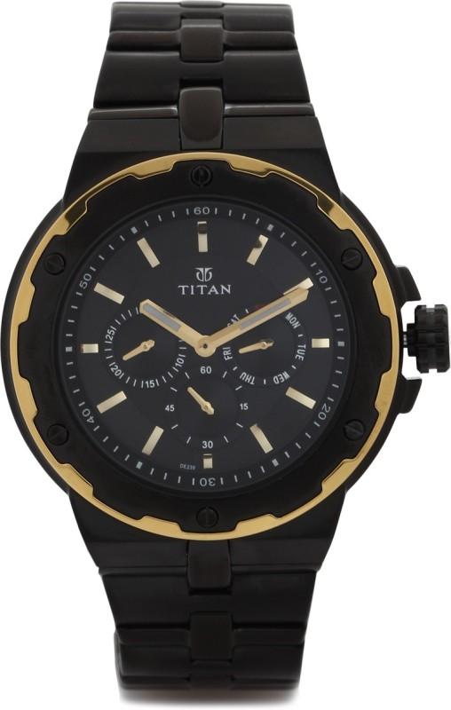 Titan NH1654KM05 Analog Watch For Men