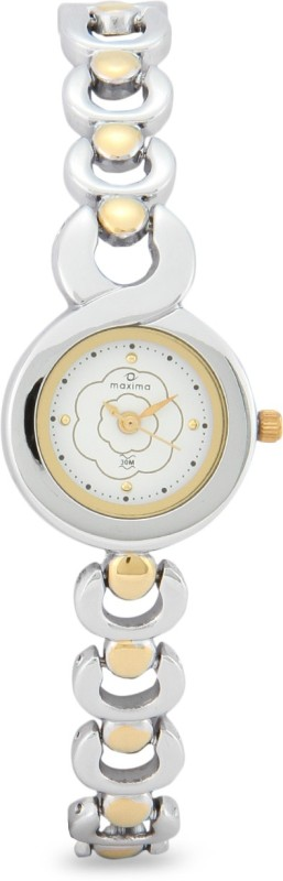 Maxima 36333BMLT Analog Watch For Women