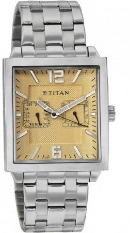 Titan NH1678SM02 Analog Watch For Men