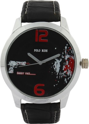 Polo Ride PR-120 Decker Analog Watch  - For Men