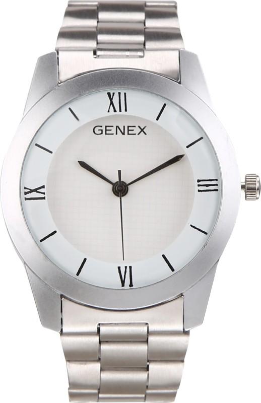 Genex GXWH 5709 Wisdom Analog Watch For Men