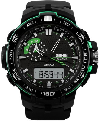 Skmei S061C0 Analog-Digital Watch  - For Men at flipkart