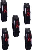 LegendDeal Braclet05BBBBB Digital Watch ...