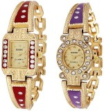 RODEC diamond studded 0106 Analog Watch ...