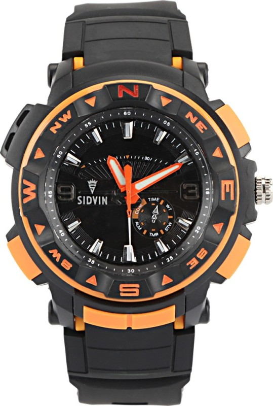 SIDVIN AT6042ORB Youth Series Analog Watch For Men