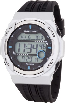 Dunlop DUN-259-G02 Digital Watch  - For Boys, Men, Girls