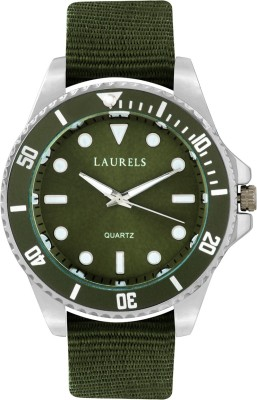 Laurels Lo-Cub-104 Cuba Analog Watch - For Men