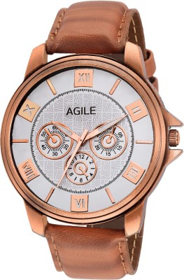 Agile AGM057 Classique Analog Watch  - For Men, Boys
