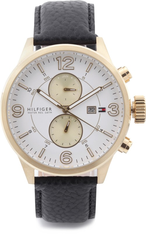 Tommy Hilfiger TH1790893D Analog Watch For Men
