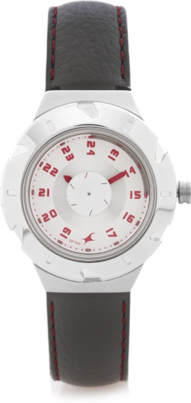 Fastrack 6157SL01 Analog Watch For Women