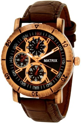 Matrix WCH-123 ADAM Analog Watch  - For Men, Boys