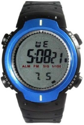 Gypsy Club GCM-123 LED Digital Watch  - For Men, Boys, Women, Girls