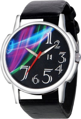 Excelencia MW-16-Blue_Abstract Analog Watch  - For Men