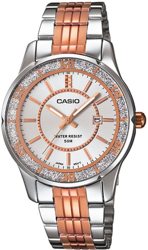 Casio A896 Enticer Ladies Analog Watch For Women