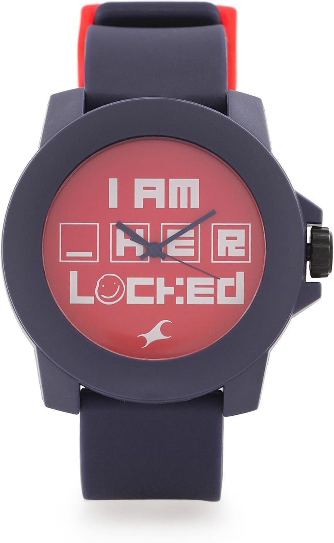 Fastrack 38021PP14 Analog Watch - For Men