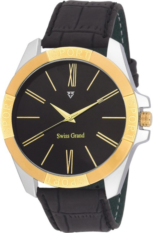 Swiss Grand NSG 1107 Analog Watch For Men
