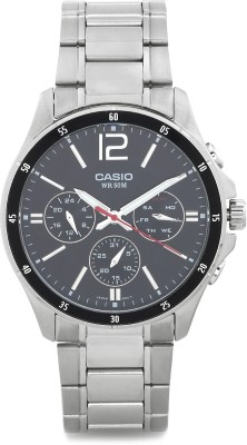Casio A832 Enticer Analog Watch - For Men