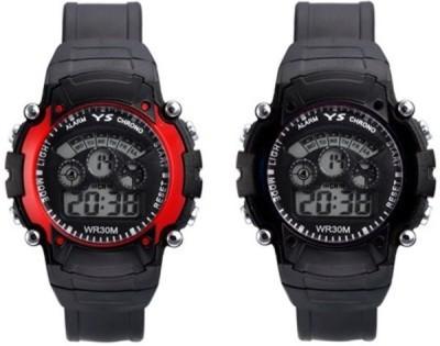 MM 7 Lights C2 Combo Digital Watch  - For Boys, Men, Couple