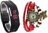 Puma Plus 12b Analog-Digital Watch  - Fo...