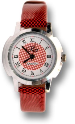 Rio Ri-rd-01 Sunday Analog Watch  - For Girls