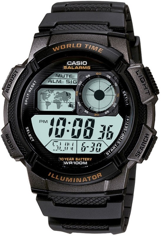 Casio D080 Youth Series Digital Watch For Men