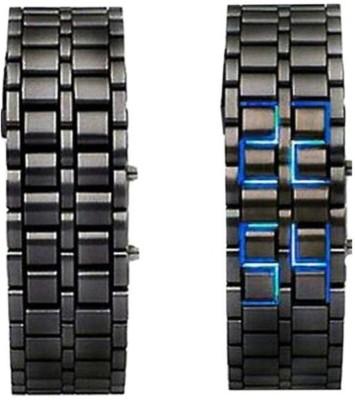 Pahel SF-MetalBlue1 Digital Watch  - For Boys
