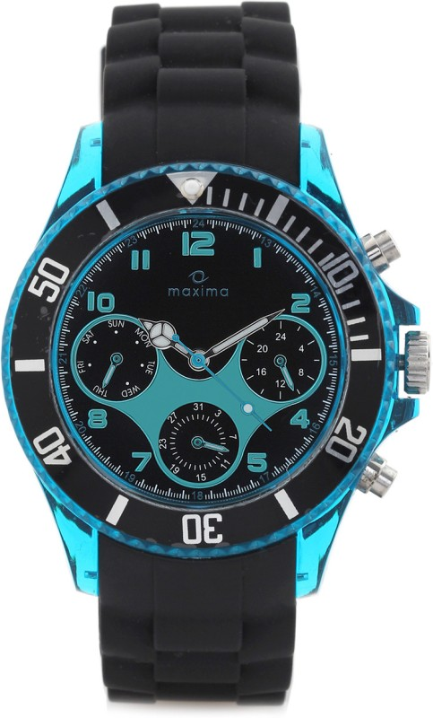 Maxima 31330PPGN Hybrid Analog Watch For Men