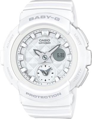 Casio BX076 Baby-G Analog-Digital Watch - For Women