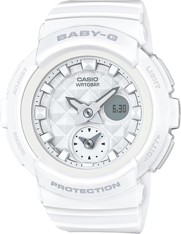 Casio BX076 Baby G Analog Digital Watch For Women