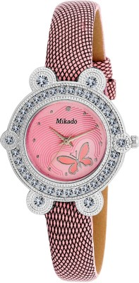 Mikado LOOK STYLISH 002 Analog Watch  - For Girls, Women