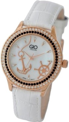 Gio Collection G0027-01 Analog Watch  - For Women