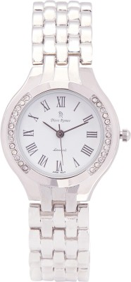 Piere Renee BT1158SILVER Analog Watch  - For Women