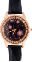 Super Drool ST2378_WT_BLACKOCT Analog Watch  - For Women