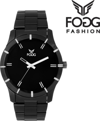 Fogg Fashion Store 2016-BK New Rey Analog Watch  - For Boys, Men