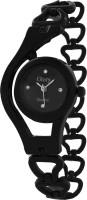 Glory Watches - Glory Quartz Black Analog Watch  - For Women