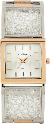 Custom 1715WCSiS Analog Watch  - For Women