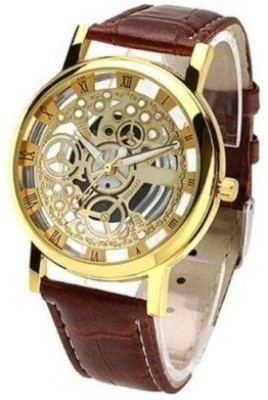 BYC TS-46 Transparent Dial Analog Watch  - For Boys, Men