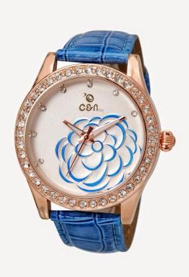 Chappin & Nellson CNL-50-Blue-RG Analog Watch  - For Women