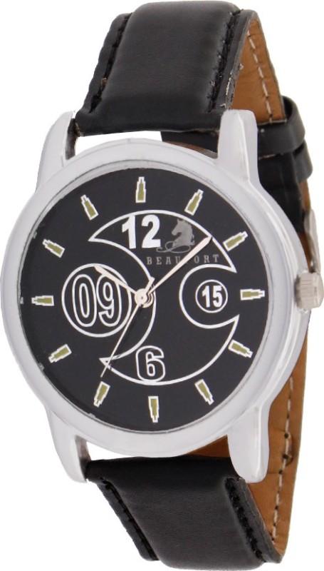 Beaufort BT 1166 BLK1097 Analog Watch For Men