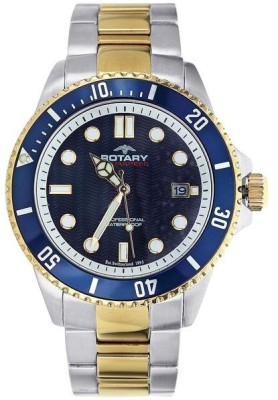 Rotary AGB00027W05-NEW1 Analog Watch  - For Men