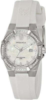 Swiss Eagle SE-6041-04 Analog Watch  - For Women