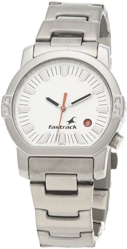 Fastrack 1161SM03 Analog Watch For Men