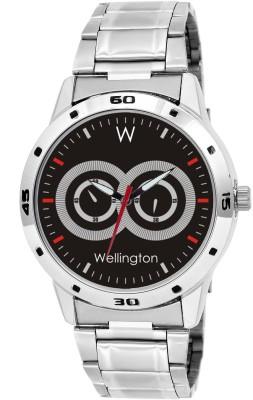 Wellington W6102_black Chikkar Analog Watch  - For Men