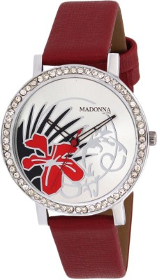 Madonna MDN-004-RED-2 Analog Watch  - For Women