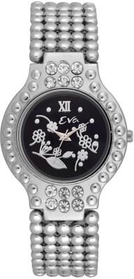 EVA DL-LR3002-BLK Analog Watch  - For Women