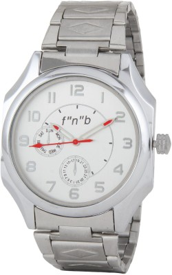 FNB fnb0013 Contemporary Analog Watch  - For Men